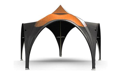 dome zelt profi. Black Bedroom Furniture Sets. Home Design Ideas