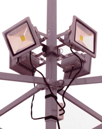 Beleuchtung (LED, Halogen)